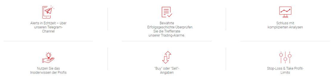 trading alerts